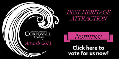 Cornwall Today Awards 2013 Best Heritage Attraction