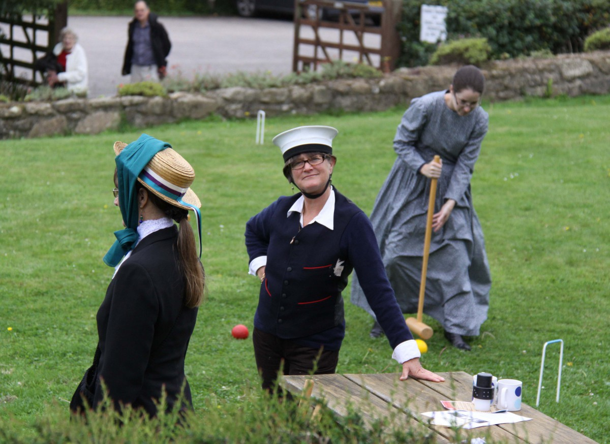 Fun and Games at our Heritage Open Day