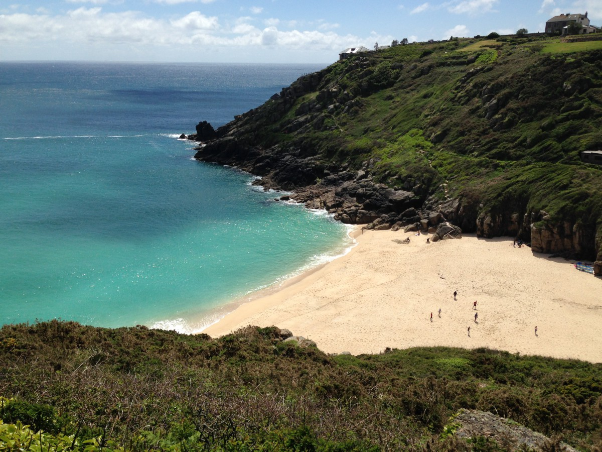 And if you should need a short break with all that studying the beach and coastal path is a short walk away