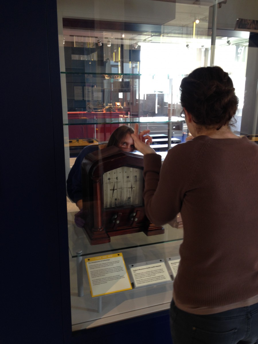 Achieving Perfection - Getting the right conditions to display our Object Collection is just as important as how they look to the public