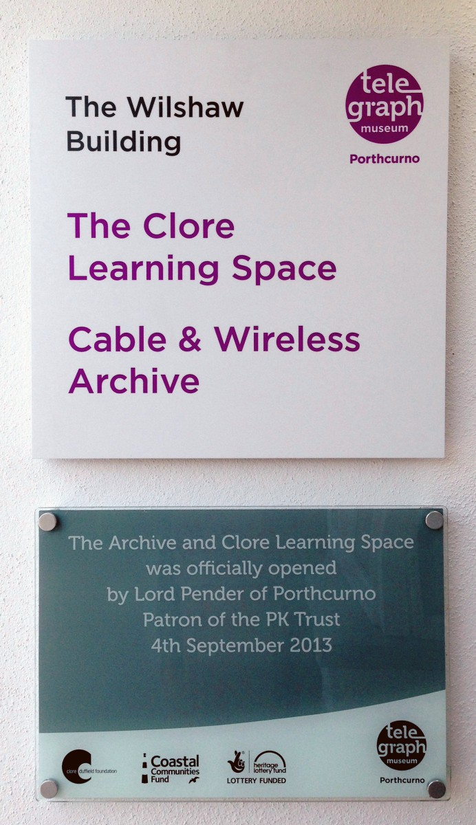 Welcome to the Wilshaw Building - Home to the Archive and Search-room