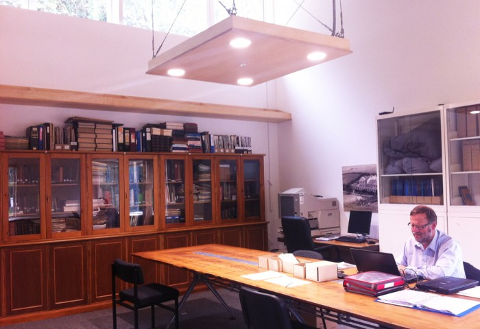 Archive and Search Room