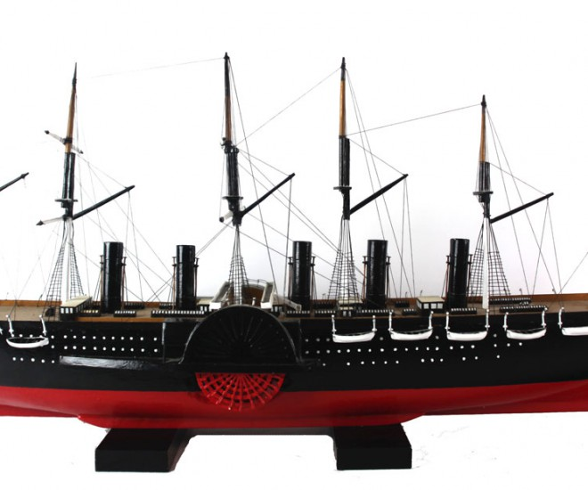 Model of the 'Great Eastern'