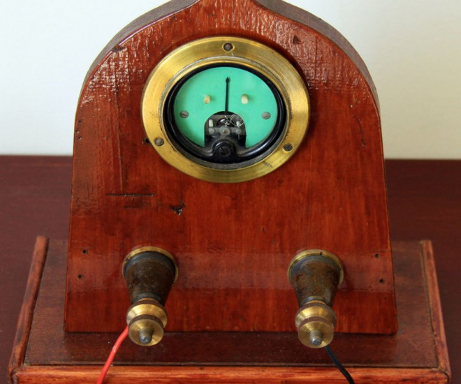 Single needle telegraph