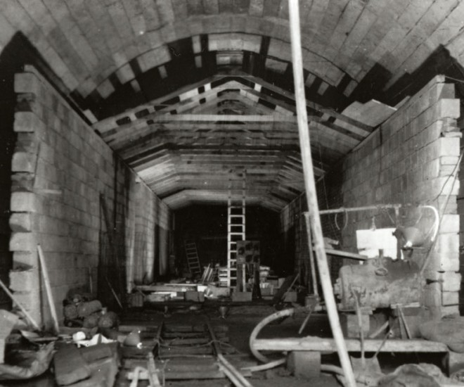 Building the Tunnels
