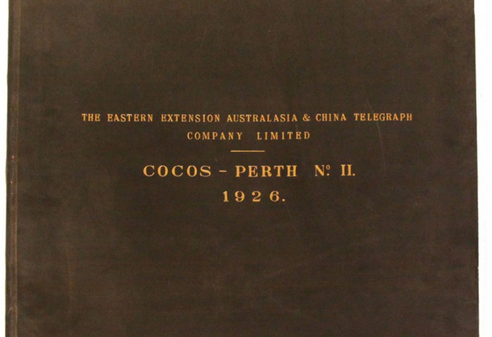 Cocos to Perth cable charts