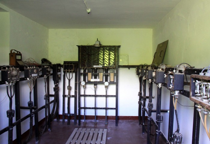 Cable House interior
