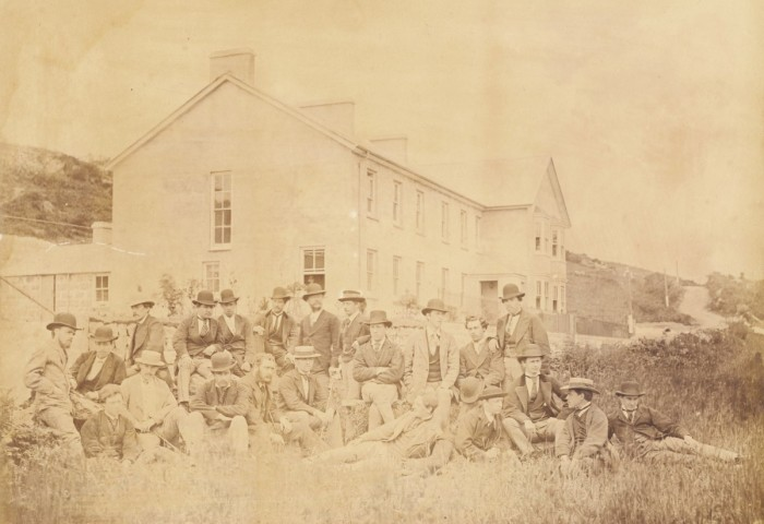 Probationers at Eastern House 1871 High res 2
