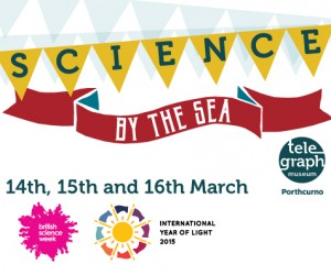 Science by the Sea Festival 14, 15 and 16 March