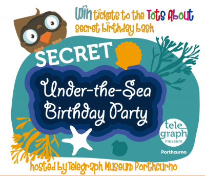 Win tickets! Tots About secret birthday bash