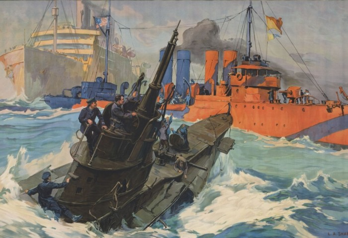 Forgotten Wrecks of the First World War