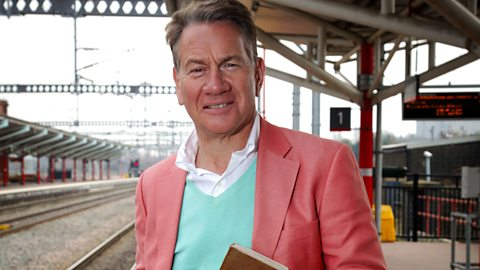 Did you spot our starring role in BBC Great British Railway Journeys?