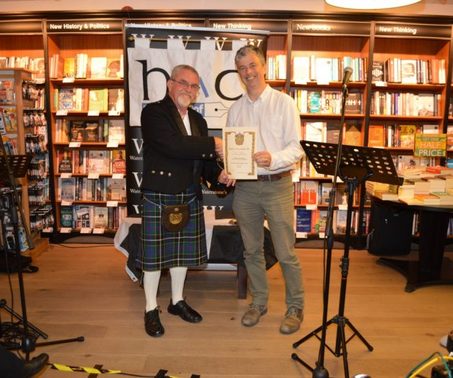 Guidebook wins Holyer an Gof Publishers' Award
